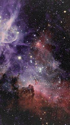 Space Phone Wallpaper, Night Sky Wallpaper, Star Wallpaper, Nature Wallpaper, Galaxy Wallpaper, Wallpaper Backgrounds, Iphone Wallpaper, Aesthetic Pastel Wallpaper, Aesthetic Backgrounds