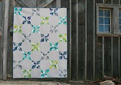 Arkansas Traveler Quilt by Fresh Lemons : Faith, via Flickr