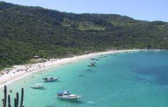 Praia do Forno - Arraial do Cabo.