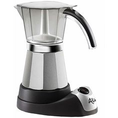 DeLonghi Electric Moka Espresso Maker & Reviews | Wayfair