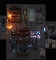 Пустующая комната