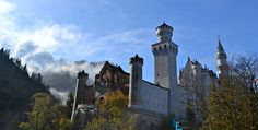 Neuschwanstein Castle: How to play prince or princess for a day
