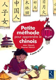 Cette méthode d'apprentissage du chinois offre une initiation simple et ludique pour découvrir avec plaisir la langue et la culture chinoises.
