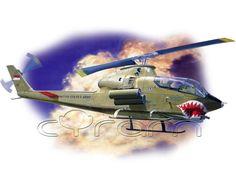 Bell AH-1G Cobra | http://www.cyram-entertainment.de/shop/products/Modellbau/Militaer/Luftfahrzeuge/Modern/Bell-Ah-1G-Vietnam-War.html