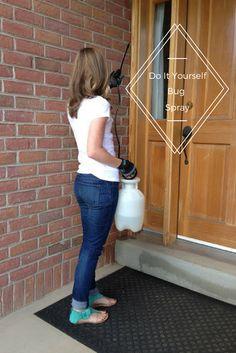 do it yourself divas: DIY: Bug Killer Do it yourself bug spray