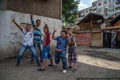 Bulgarian Tzigane (Romale) :: Stolipinovo, Bulgaria, Europe :: photos by MACOS http://macos.livejournal.com/1072438.html