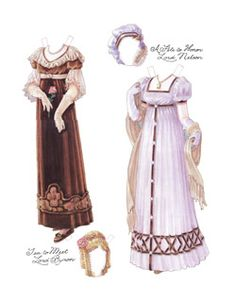I <3 paper dolls! The link follows through to all different types!