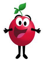 Ontmoet Berry Cranberry tijdens Cranberryweek Vlieland van 21 tot 27 oktober 2015.