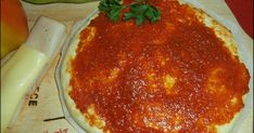 ΣΑΛΤΣΑ ΓΙΑ ΠΙΤΣΑ ΣΠΙΤΙΚΗ Dips, Pizza, Recipes, Food, Sauces, Recipies, Essen, Dip, Meals