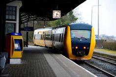 Afbeeldingsresultaat voor nederlandse spoorwegen buffel avond