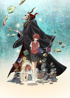 La distribuidora Shochiku comenzó a transmitir el primer trailer oficial de la segunda parte de Mahō Tsukai no Yome: Hoshi Matsu Hito , e...