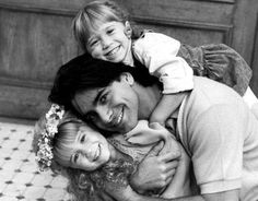 Uncle Jesse&Michelle's relationship was my favorite on-television-relationship when I was a kid.