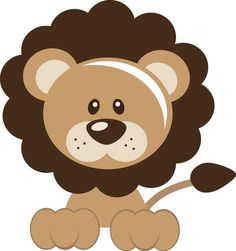 PPbN Designs - Cute Lion, $0.50 (http://www.ppbndesigns.com/cute-lion/):
