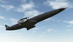 Imagine um avião capaz de o levar até ao outro lado do mundo durante a tarde e que o traga a casa a tempo do jantar. Parece uma brincadeira mas é uma hipótese que está cada vez mais próxima