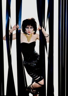 The #punk side of #SiouxsieSioux #London #eighties #music #icon