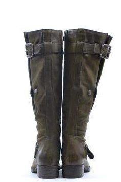 Wide Calf Boot