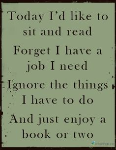 It may be more of a need than a like at this point.  Crawl into a book and forget this world. Comfy Reading Chair, I Love Reading, Reading Chairs, Cozy Chair, Bedtime Reading, Reading Room, I Love Books, Books To Read, My Books