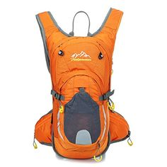 Masalong Outdoor Sports Backpack Shoulder Belt Bag For Biking Cycling 10-15L -- Hurry! Check out this great item : Backpacking gear