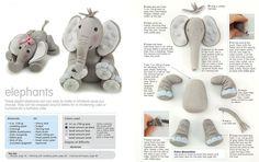 How to make an Elephant