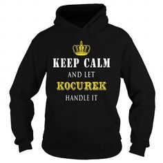 KEEP CALM AND LET KOCUREK HANDLE IT #name #tshirts #KOCUREK #gift #ideas #Popular #Everything #Videos #Shop #Animals #pets #Architecture #Art #Cars #motorcycles #Celebrities #DIY #crafts #Design #Education #Entertainment #Food #drink #Gardening #Geek #Hair #beauty #Health #fitness #History #Holidays #events #Home decor #Humor #Illustrations #posters #Kids #parenting #Men #Outdoors #Photography #Products #Quotes #Science #nature #Sports #Tattoos #Technology #Travel #Weddings #Women