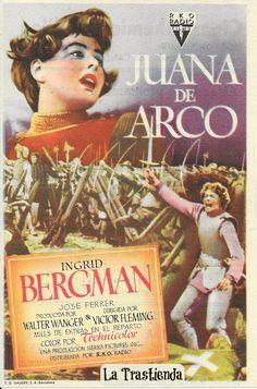 Programa de Cine - Juana de Arco