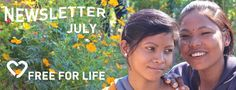 Free for Life is stepping out ahead of traffickers to prevent slavery.