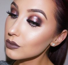 Jaclyn Hill - Here is how to do a halo smokey eye, this is one of my favorites smokey eye and eye makeup tutorials!