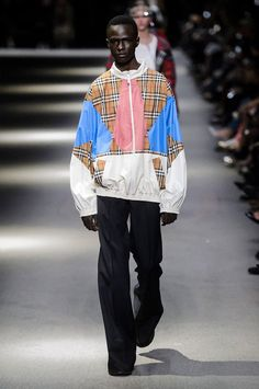 Burberry February 2018 Collection  - Fucking Young!