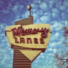 Memory Lanes.  Retro bowling alley that serves up good food and live music.