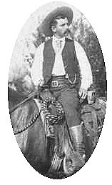 The Johnson County War of 1892 started with the standoff at KC Ranch. Nate Champion, leader of Small Ranch Association, held off 50 invaders, working for the Cattle Barons, for one day. Champion was driving out of his cabin when they set it on fire which forced him to flee, resulting in his death.