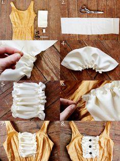 Vintage Dress DIY