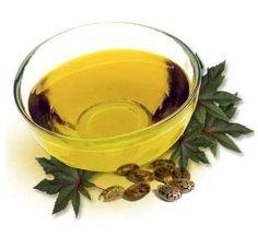 Castor oil for growing hair