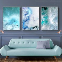 SOUND OF WAVES CANVAS