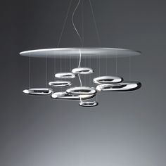 Mercury by Ross Lovegrove for Artemide via rosslovegrove.com
