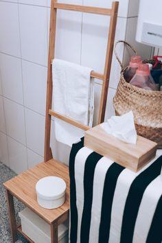 kleine zimmerdekoration design temporary backsplash, 38 best baddeko images on pinterest in 2018 | apartment bathroom, Innenarchitektur
