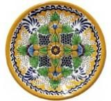 Dinnerware Pattern 37 ♥️♣️♣️Talavera Mexican Pottery : More At FOSTERGINGER @ Pinterest ♣️