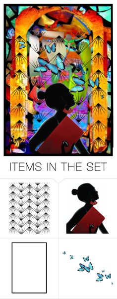 """""""Full of Wonder"""" by lovetodrinktea ❤ liked on Polyvore featuring art"""