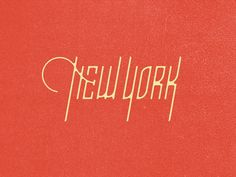 NYC // Dribbble Find