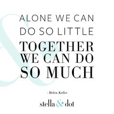 Looking forward to helping women launch their own fashion businesses in 2014!  Join my team!  Learn more by visiting www.stelladot.com/wendyayer or email wendy.ayer@hotmail.com
