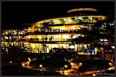 "The Terrace, Ayala Cebu    Night shot of ""The Terrace"" Ayala Center, Cebu.    This is a mall!"