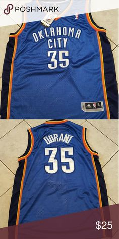 Nwt Kevin durant adidas pro cut jersey sz.xl Ds.with tags nwt Adidas Shirts