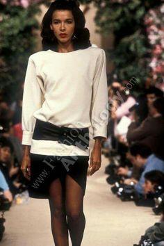 Yves Saint Laurent | Spring 1987