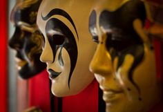 Ca' Macana, mask workshops in Venice - Venezia. www.italianways.com/ca-macana-masks-that-reveal-beauty/