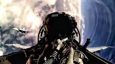 Navy F/A-18 Super Hornet Cockpit Video • Fighting Checkmates - YouTube