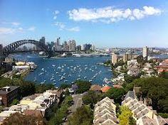 Kristine Deray is from Sydney, Australia.