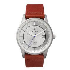 TRIWA horloge Stirling Niben brown Classic - online bij kish.nl | http://www.kish.nl/Triwa-horloge-stirling-niben-brown/