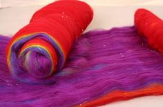 How to spin from batts                                                                                                                                                                                 More
