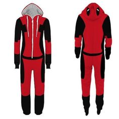 Deadpool Onesie. Made of cotton. Available in different sizes.