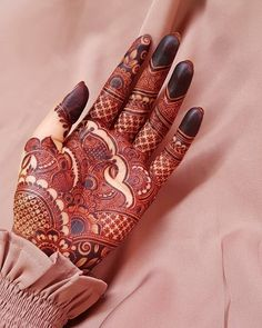 Finger Henna Designs, Indian Mehndi Designs, Full Hand Mehndi Designs, Mehndi Designs 2018, Mehndi Designs For Beginners, Modern Mehndi Designs, Mehndi Designs For Girls, Mehndi Design Photos, Mehndi Designs For Fingers