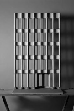 Entertained by the things that make buildings and cities happen, and by the things that buildings and cities make happen Architecture Tumblr, Architecture Model Making, Brick Architecture, Architecture Drawings, Architecture Details, Screen Design, Facade Design, Partition Screen, Model Sketch